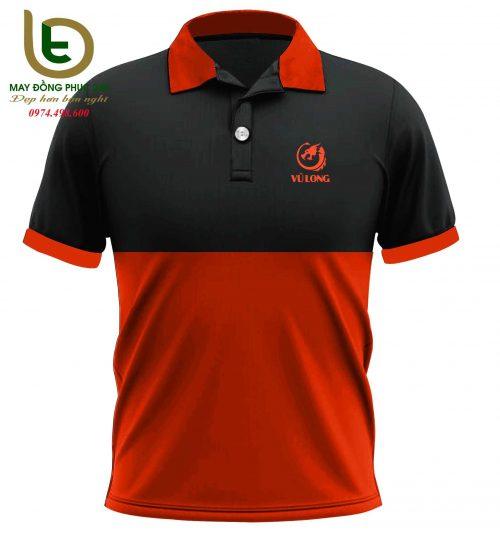 áo đồng phục công ty Vũ Long